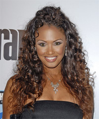 KD Aubert hairstyles